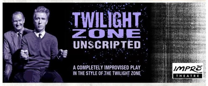 Impro Theater Twilight Zone
